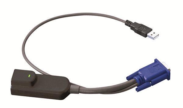 DG-100S VGA USB Cat6 Dongle
