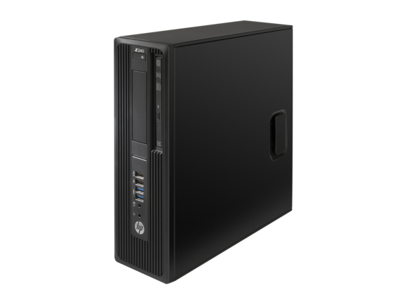 HP Z240 SFF Workstation (C236/i3-6100/4GB/1TB/Key/Mouse/3Y)